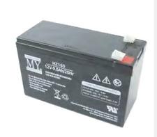 Batteria ricaricabile al piombo 12V 9Ah con fahston LEAD ACID BATTERY UPS GIOCHI