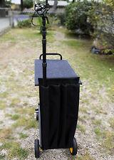 Boom pole bag to fit rock n roller cart