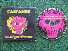 CAIFANES **La Negra Tomasa** RARE & SCARCE 1998 PROMO CARDSLEEVE Spain CD