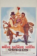 PAINT YOUR WAGON Belgian movie poster CLINT EASTWOOD LEE MARVIN SEBERG 1969 NM