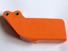 Orange Rear Chain Guide Block KTM SX 85 2006-2014, KTM 125 2000-06 Motocross