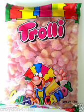 Trolli Sour Peach Hearts - Bulk Lollies 2kg