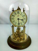 Vintage German Schatz Domed Anniversary Clock 49 - Not Working