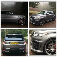 RANGE Rover Sport Wide Body Kit L494 ** Design Nuovo Di Zecca ** Fantastico