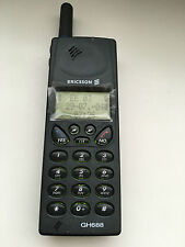 Ericsson GH688 UNLOCKED BLACK, in MINT condition.