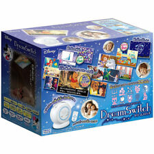 DISNEY PIXAR CHARACTERS DREAM SWITCH PROJECTOR 30 STORIES RECORDED SG79887