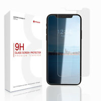 [2-Pack] For Apple iPhone X / 8 / 8 Plus / 7 / 6 Tempered Glass Screen Protector