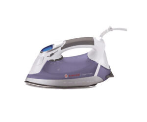 SINGER Expert Finish Iron 1700W EF.04 Anti-Drip, Stainless Steel Soleplate, New