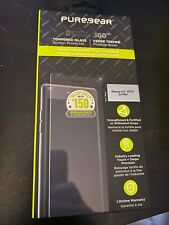 Puregear Steel 360 Tempered Glass Screen Protector For iPhone 6.5""