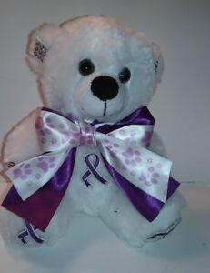6 Inch Pet Awareness Teddy Bear