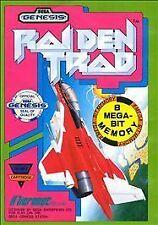 Raiden Trad (Sega Genesis, 1991)
