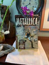 2001 McFarlene Toys Metallica Harvesters of Sorrow James Hetfield Stage Figure