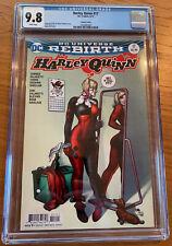 Harley Quinn 17 CGC 9.8 Frank Cho variant cover DC