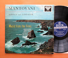 SKL 4014 WBg Mantovani Rawicz & Landauer Music From The Films 1958 VG/VG Decca
