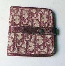 Christian Dior portafoglio wallet vintage 1990s