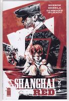 SHANGHAI RED #2 Chris Visions VARIANT Cover *HOT* Image NM+ 1st Printing