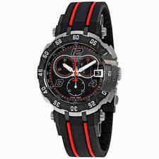 Tissot T-Race Moto GP Black Dial Chronograph Men's Watch T0924172720700