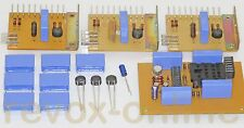 7 * 470nF X2-Entstörkondensatoren Studer Revox A700 plus 3 Gleichrichter + Elko