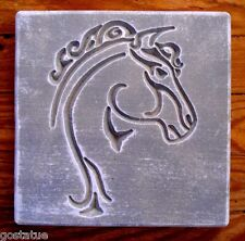 fancy horse stepping stone plastic mold see more similar farm designs too!