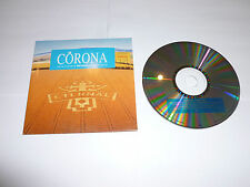 CORONA - Megamix - 1997 German 3-track CD single