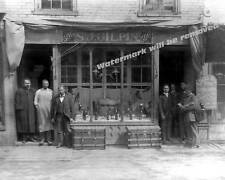 Photograph 1899  Richmond Virginia Shoe Store 8x10