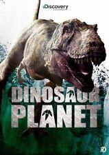 Dinosaur Planet (DVD, 2010, 2-Disc Set) New  Region 4