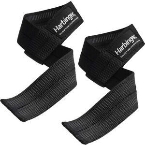 Harbinger Big Grip No-Slip Weight Lifting Straps