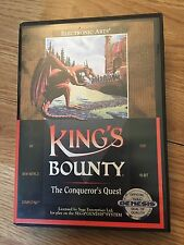 King's Bounty: The Conqueror's Quest (Sega Genesis, 1991)