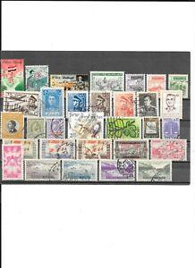 MOYEN ORIENT -  31 timbres oblitérés   - 83/9