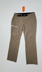 KJUS Carbon Pants Men's Large With Adjustable Belt MSRP $199