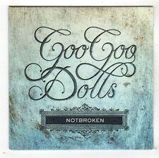 (FY48) Goo Goo Dolls, Not Broken - 2010 DJ CD