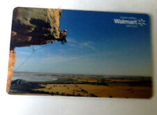 WALMART Limited Edition CLIFFHANGER Gift Card New No Value BILINGUAL