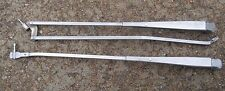 OEM 1970-1974  MoPar WIPER ARMS E Body Dodge Plymouth Challenger Cuda with clip