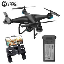 HS120D FPV drone with 1080P Camera GPS Return Home Auto Hover RC Quadcopter