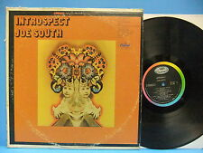 Joe South Introspect 1968 VG+ Record Country Games People Play Capitol ST 108