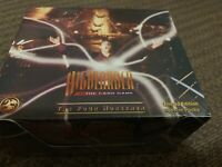 HIGHLANDER The Four Horsemen THE CARD GAME 28 Pack Limited Edition Booster Box