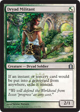 4X Dryad Militant LP Return to Ravnica Gold Uncommon MTG