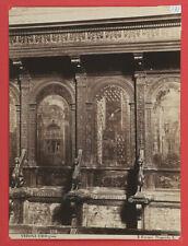 171-ALBUMINA <ITALIA_VERONA>Capilla Pellegrini en S. Bernardino, S.M. Organo 128