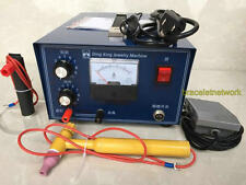 Pulse Sparkle spot welder 400 W argent or bijoux platine machine à souder