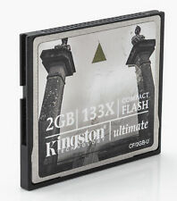 Kingston 2GB  CompactFlash CF Card