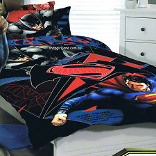 Batman v. Superman -Known Abilities - Double/US Full Bed Quilt Doona Duvet Cover