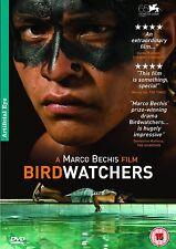 BIRDWATCHERS dvd Brazilian environmental battle SEALED Amazonian award-winning