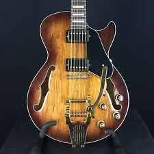 Ibanez Artcore Expressionist AGS73T Semi-Hollow Electric Guitar Tobacco Brown