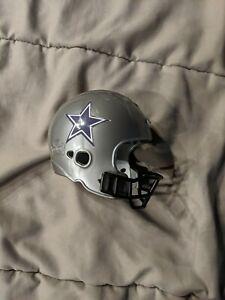 Vintage Dallas Cowboys Mini Plastic Helmet 4''