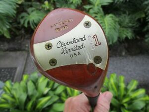 CLEVELAND LIMITED Persimmon Driver, No. 391/1000 - Very, very good condition!