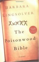 The Poisonwood Bible by Barbara Kingsolver