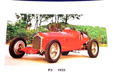 "ALFA ROMEO  P3 - 1935 - Bezwinger der ""Silberpfeile"" auf dem Nürburgring"