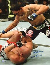 Antonio Rogerio Nogueira Signed 11x14 Photo BAS COA UFC 140 Picture Autograph 1