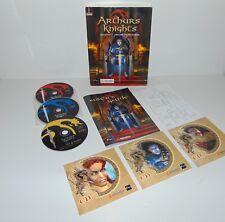 Arthur's Knights CHAPITRE 1 ORIGINES D'EXCALIBUR-Big box-PC Windows