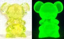 Boyd Glass Made in 2008 Willie Mouse Rat Rodent Muskrat Vaseline Uranium Fund